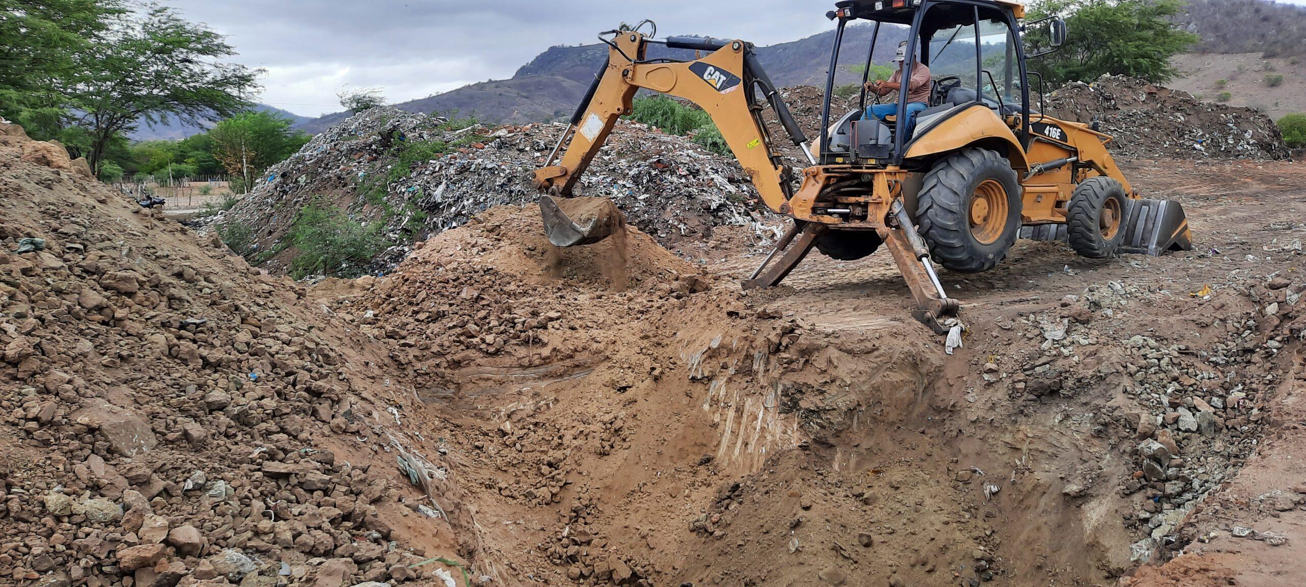 Recuperação da Área do Lixão Desativado